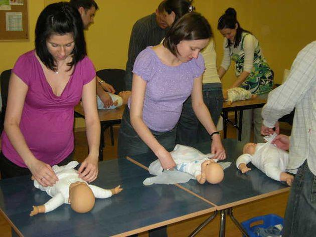 Szkoła Rodzenia przy Centrum dla Mamy w Łodzi