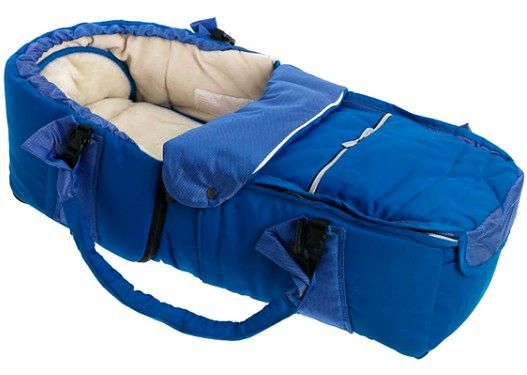 Kokono-śpiwór Emmaljunga Quadrolift PP Blue