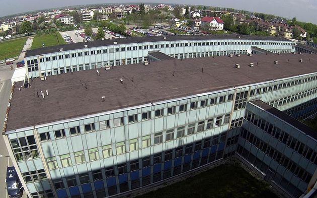 Szpital przy Al. Kraśnickich w Lublinie
