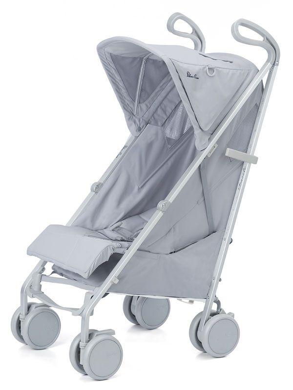 Wózek spacerowy Silver Cross Dazzle Silver Grey