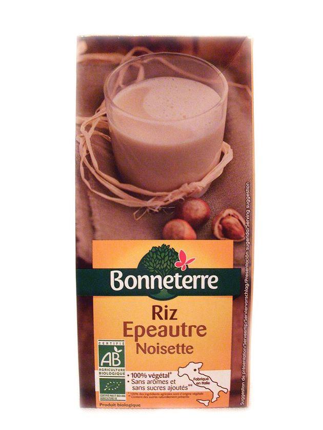 Napój orkiszowy z ryżem i orzechami laskowymi Bonneterre (1 l)