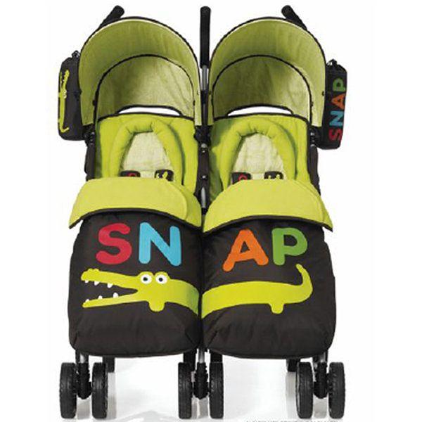 Wózek Cosatto You2 Twin Snap