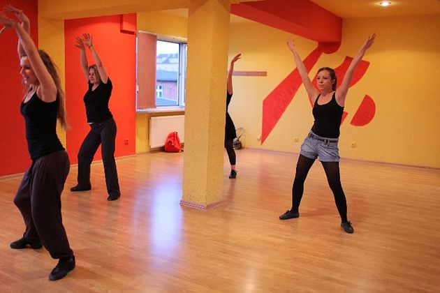 Kurs tańca solo - salsa