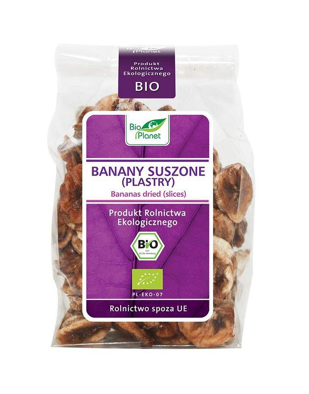 Banany suszone Bio Planet (150 g)