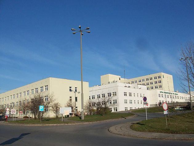 Budynek Szpitala Wojewódzkiego im. Świętego Łukasza w Tarnowie