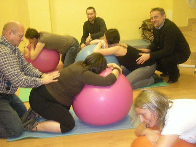 Szkoła Rodzenia przy Centrum dla Mamy w Łodzi aktywny poród