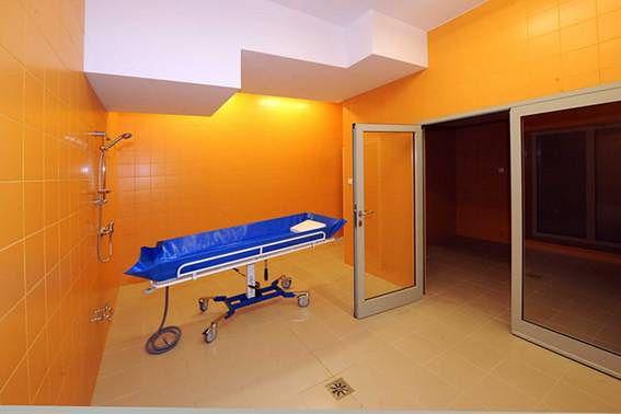 Sala w Szpitalu im. S. Żeromskiego w Krakowie