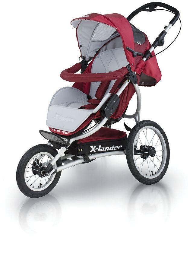 Wózek X-Lander X-Run Energy