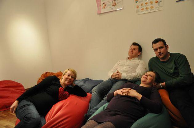Warsztaty w Szkole Rodzenia Beaty Szol w Warszawie