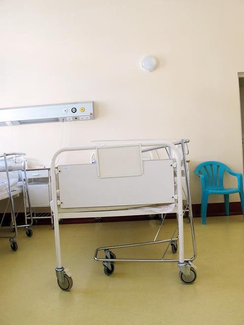 Inna sala pacjenta w Szpitalu na Solcu