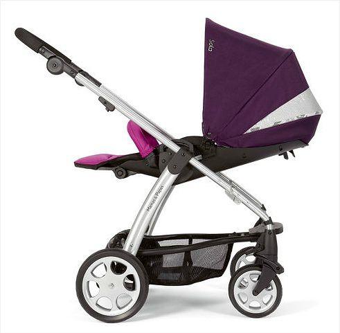 Wózek spacerowy Mamas&Papas Sola Plum