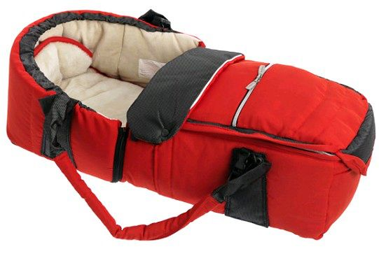 Kokono-śpiwór Emmaljunga Quadrolift PP Red