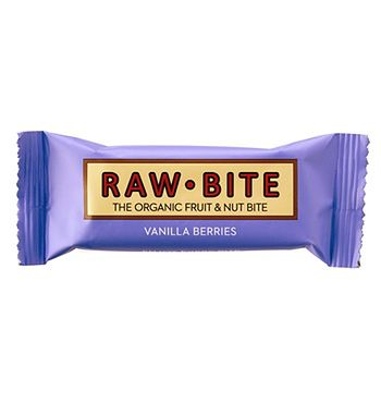 Baton Vanilla Berries Raw Bite (50 g)