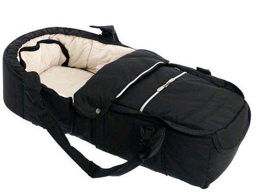 Kokono-śpiwór Emmaljunga Quadrolift Black