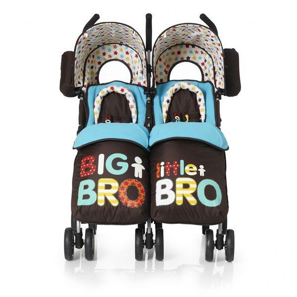 Wózek COSATTO You2 Twin Big Bro-Little Bro
