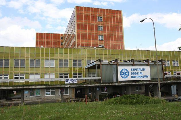 Samodzielny Publiczny Szpital Wojewódzki w Gorzowie Wielkopolskim - budynek z zewnątrz