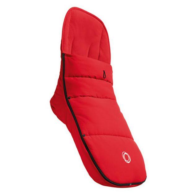 Śpiwór do Wózka Bugaboo czerwony