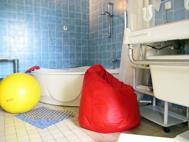 Dodatkowe wyposażenie sali porodowej Szpitala Międzyleskiego w Warszawie