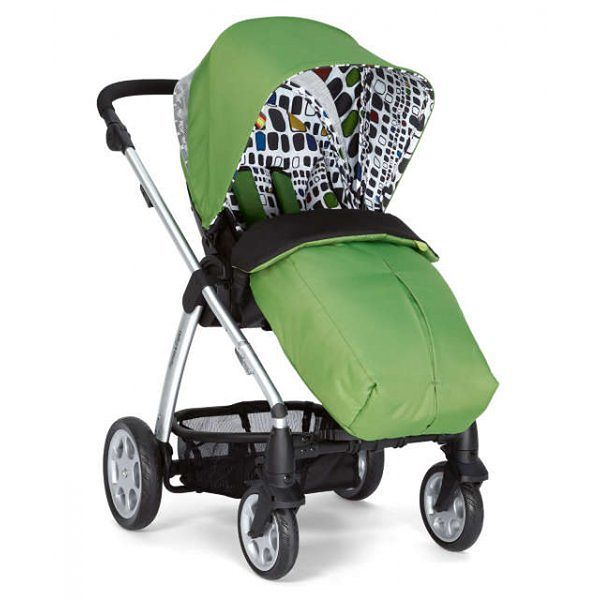 Wózek spacerowy Mamas&Papas Sola Green
