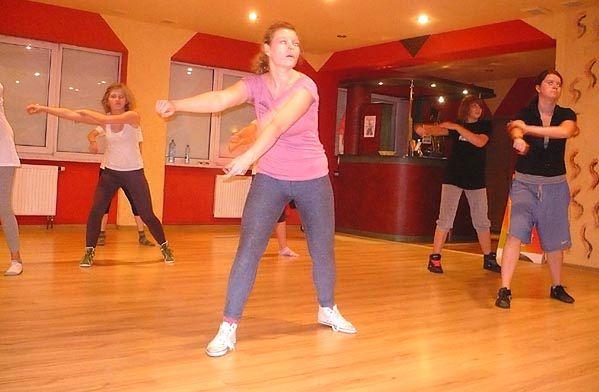 Kurs tańca hip hop