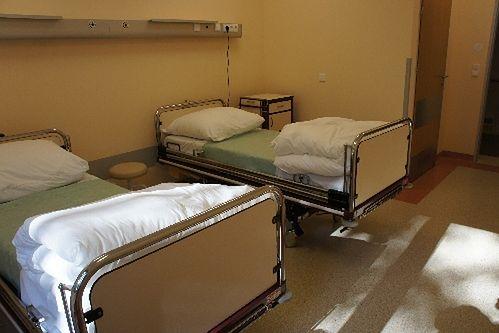 Pokój w Niepublicznym Zakładzie Opieki Zdrowotnej Malarkiewicz