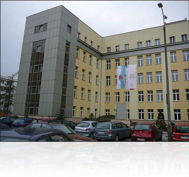 Budynek Szpitala im. Gabriela Narutowicza w Krakowie