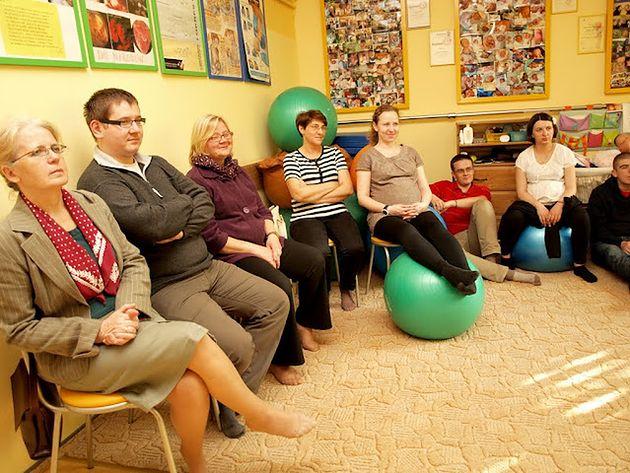 Wykład w Szkole Rodzenia Jadwigi Wolnej we Wrocławiu