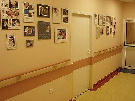 Oddział Noworodkowy w Szpitalu na Solcu w Warszawie