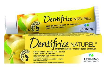 Pasta do zębów Dentifrice Lehning Laboratories (80 g)