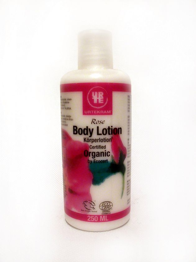 Różany balsam do ciała Urtekram (250 ml)