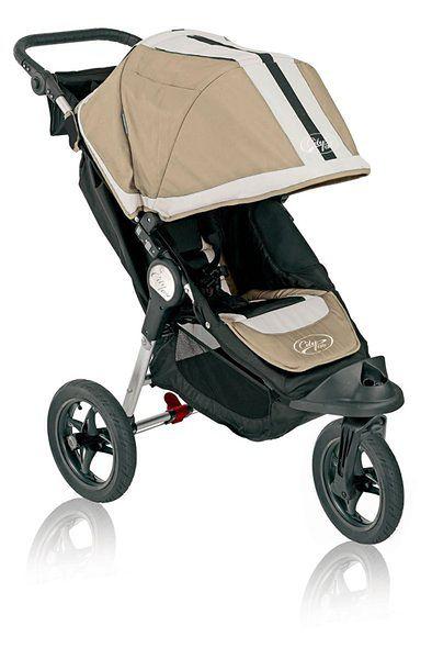 Wózek Baby Jogger City Elite Stone Sport