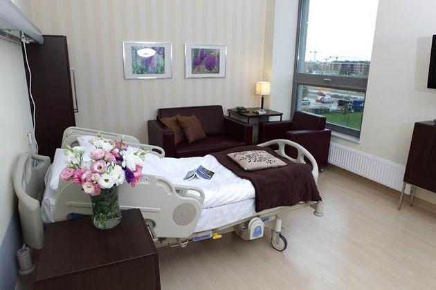 Pokój w Szpitalu Medicover