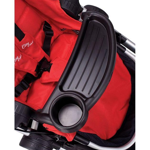 Tacka dla dziecka w wózku Baby Jogger City Elite Red Sport