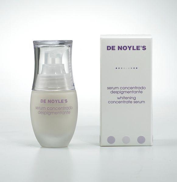 De Noyles - Serum Concentrado Despigmentante