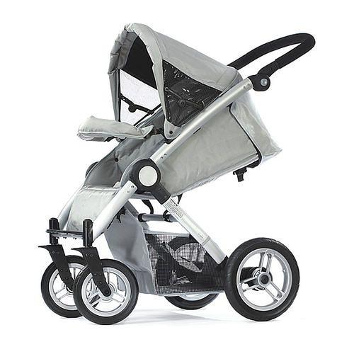 Wózek dla dzieci Mutsy Transporter Mist Grey