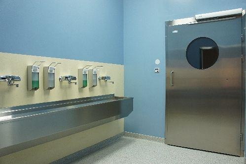 Łazienka w Niepublicznym Zakładzie Opieki Zdrowotnej Malarkiewicz