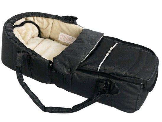 Kokono-śpiwór Emmaljunga Quadrolift Jeans Black