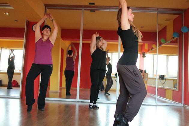 Nauczanie tańca
