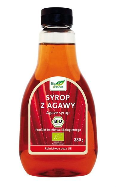 Syrop z agawy Bio Planet (330 g)