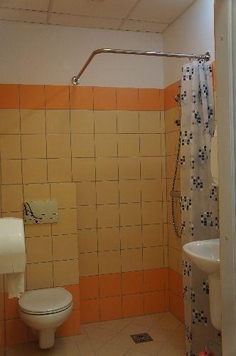 Toaleta w Niepublicznym Zakładzie Opieki Zdrowotnej Malarkiewicz