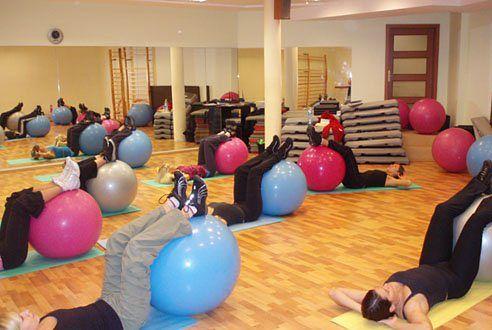 kurs z fit ball