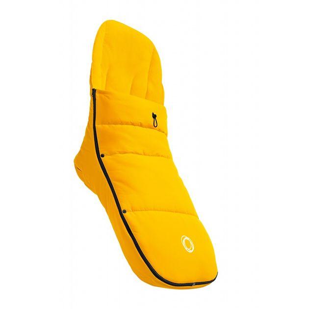 Śpiwór do Wózka Bugaboo żółty