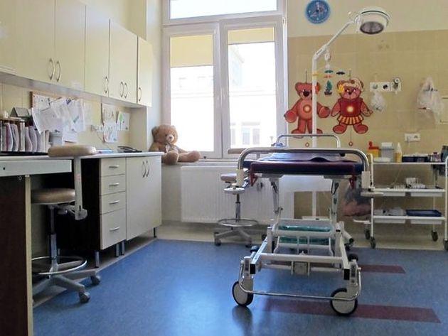Gabinet Zabiegowy Szpitala Bielańskiego w Warszawie