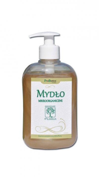 Mydło mikroorganiczne ProBiotics Polska (500 ml)