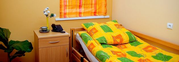Sala porodowa - Szpital Mikulicz w Świebodzicach