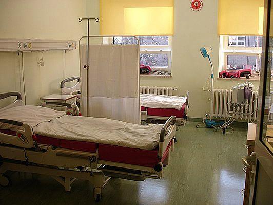 Sala obserwacyjna po porodzie w Szpitalu na Solcu