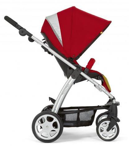 Wózek dziecięcy Mamas&Papas Sola Red