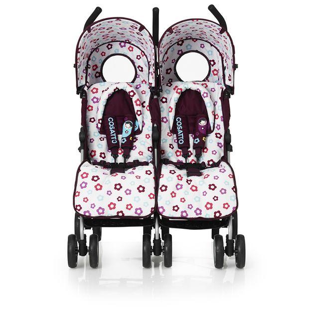 Wózek bliźniaczy Cosatto You2 Twin Hello Dolly
