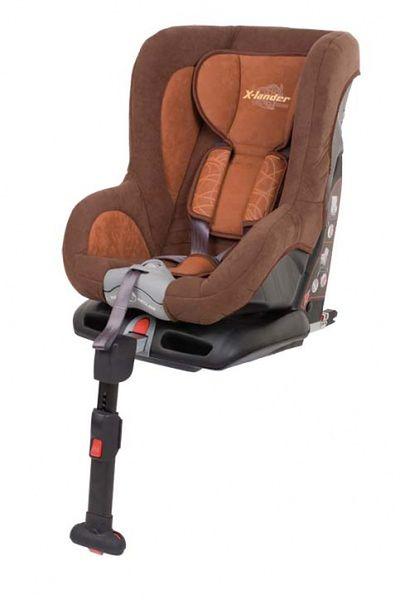Fotelik samochodowy X-Lander X-Car Toddler Isofix kol. Volcano