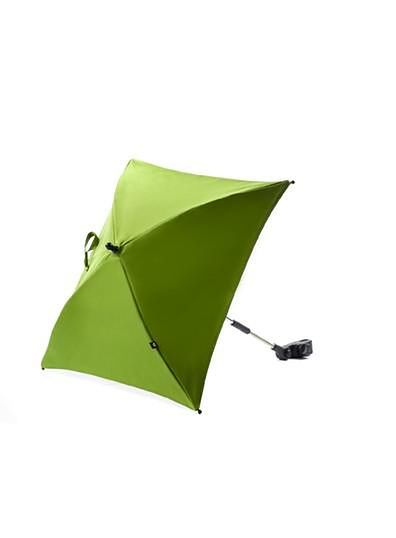 Parasol do wózka Mutsy Team Green